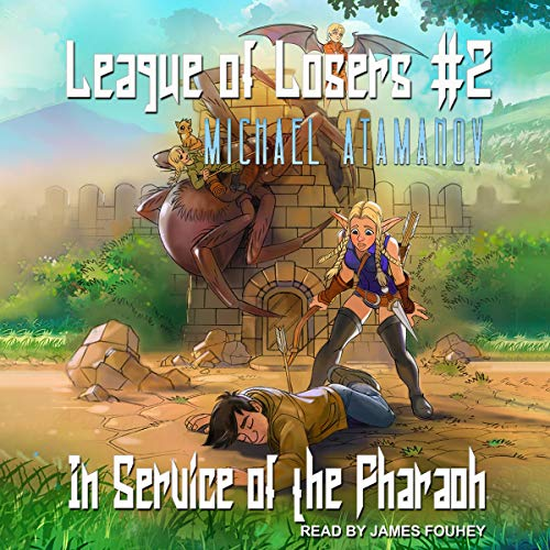In Service of the Pharaoh cover art