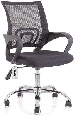 Cadeira De Escritório Giratória Em Tela Mesh V101