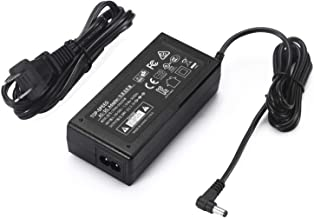 TOP-SPEED Power Supply Adapter for 24v Logitech Racing Wheel G25 G27 G29 G920 G940 Power Cord