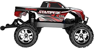 Traxxas 67086-3- Traxxas Stampede 4WD VXL Monster Truck