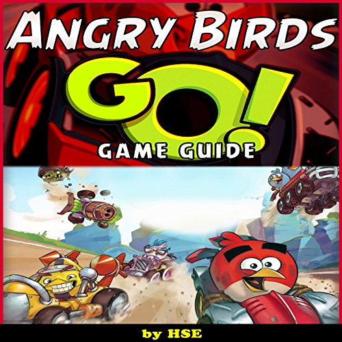 Angry Birds Go Game Guide audiobook cover art