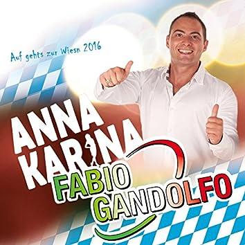 Anna Karina (Auf gehts zur Wiesn 2016)
