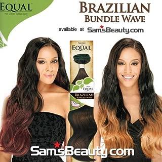 FreeTress Equal Synthetic Hair Weave Brazilian Bundle Wave [20