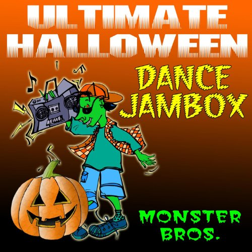 Ultimate Halloween Dance Jambox