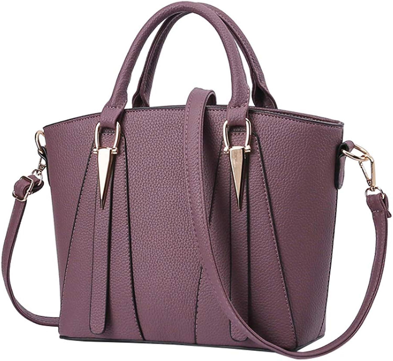 Uirend Shoulder Bags Totes Women - Ladies Leather Messenger Bags Satchel Handbags Casual Work Large Capacity Top Handle Bags