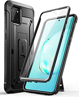 SUPCASE Unicorn Beetle PRO Series Phone Case for Samsung Galaxy Note 10 Lite, Full-Body Rugged Holster Case with Built-in ...