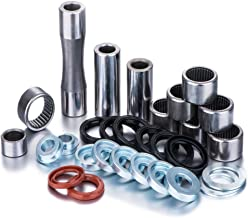 [Factory-Links] Linkage Bearing Rebuild Kits, Fits: Honda (2009-2017): CRF 250R, CRF 450R