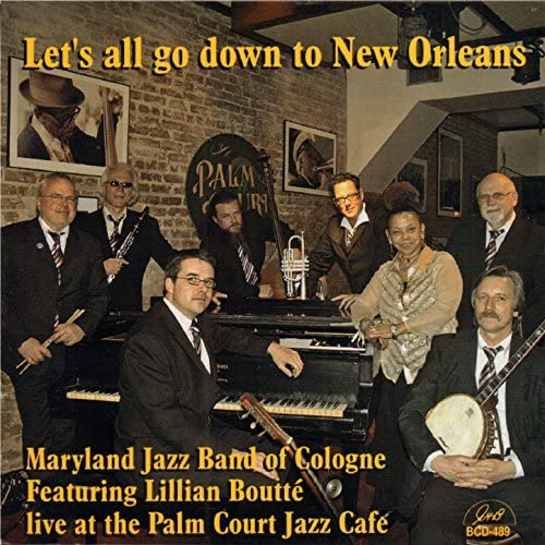 Maryland Jazz Band of Cologne feat. Lillian Boutté