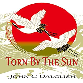 Torn by the Sun audiobook cover art