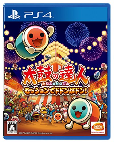 Taiko no Tatsujin Session de Dodon ga Don ! SONY PS4 PLAYSTATION 4 JAPANESE Version [video game]