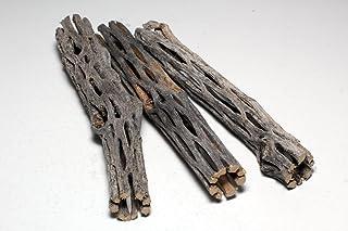 3 Pieces 5-6 inches Long Natural Cholla Wood for Aquarium Decoration by SoShrimp