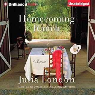 Homecoming Ranch audiobook cover art