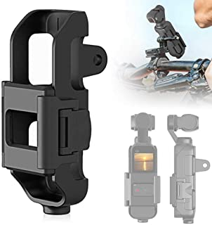Action Mount for DJI Osmo Pocket, OOOUSE Tripod Mount for Osmo Pocket Accessories Expansion Protective Frame with Quick-Re...