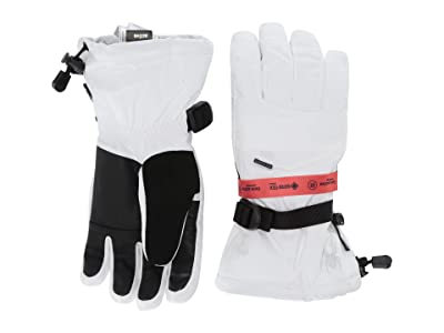 Spyder Synthesis Gore-Tex (White) Ski Gloves
