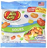 Jelly Belly Sugar Free Sours Jelly Beans 2.8 oz.