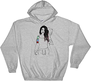 snow tha product hoodie