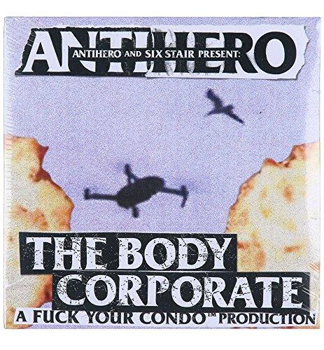 Dvd Anti Hero The Body Corporate Bleu (Default , Bleu)