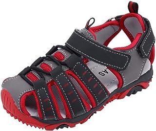 comprar comparacion YWLINK Sandalias Deportivas NiñOs Zapatos para NiñOs Punta Cerrada Verano Playa Sandalias Zapatos,Zapatillas Antideslizant...