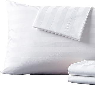Allergen Barrier Pillow Protector Pacific Coast Feather Company 9108 AllerRest 100/% Cotton Queen