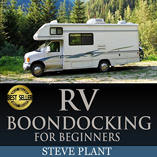 Couverture de RV Boondocking for Beginners