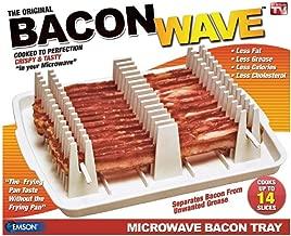 Best emson bacon wave instructions Reviews