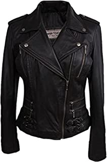 Best latest leather jackets for ladies Reviews