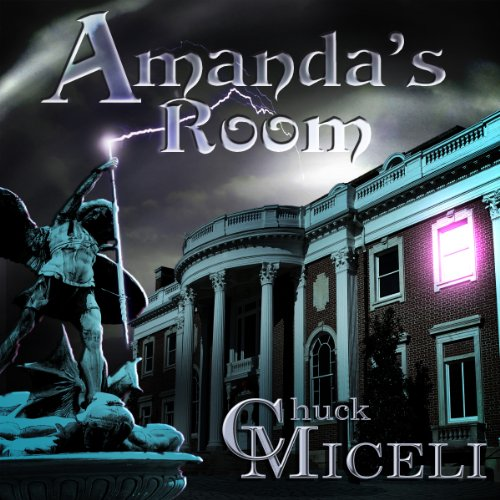 Amanda's Room audiobook cover art