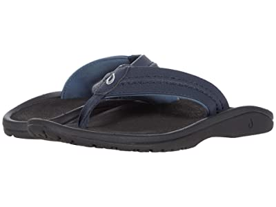 OluKai Hokua (Blue Depth/Black) Men