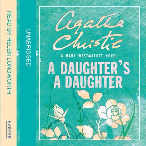 A Daughter's a Daughter audiobook cover art