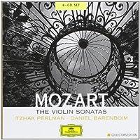 Mozart: The Violin Sonatas (2003-10-28)