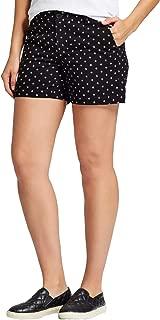 """Merona Women's 5"""" Printed Chino Shorts"""