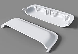 Door Handle for Whirlpool Dryer W10861225, W10714516,W10861225 Dryer Handle for Kenmore, Amana, Maytag AP5999398 PS11731583 (Unbreakable)
