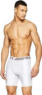 Under Armour Herren halblange Kompressionshose, kurze Hose für Männer mit Kompressionspassform Heatgear Armour 2.0 Comp Shorts