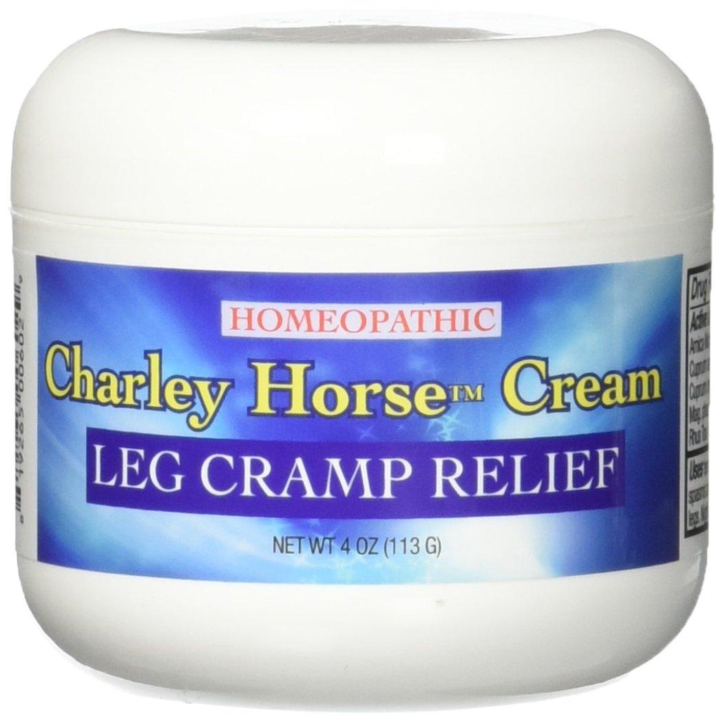 Homeopathic Charlie Horse cramp Cream