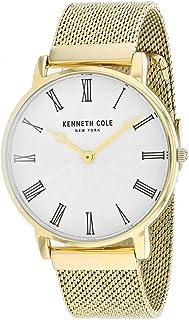 ساعة كينيث كول رسمية للرجال كوارتز معدنية كريستال KC50954004