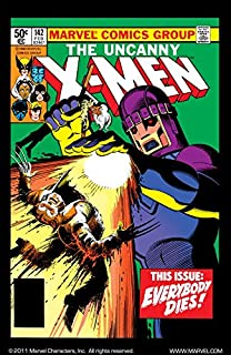 x men issue 142