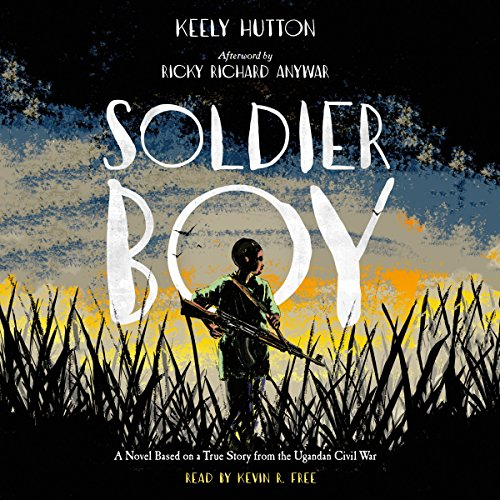 Soldier Boy audiobook cover art