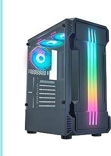 Pc Gamer Intel Core i5, 8GB RAM DDR3, GT 730 4GB, SSD 120GB, Fonte 500w, Gabinete com LED-