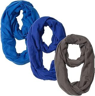 Best carolina blue infinity scarf Reviews