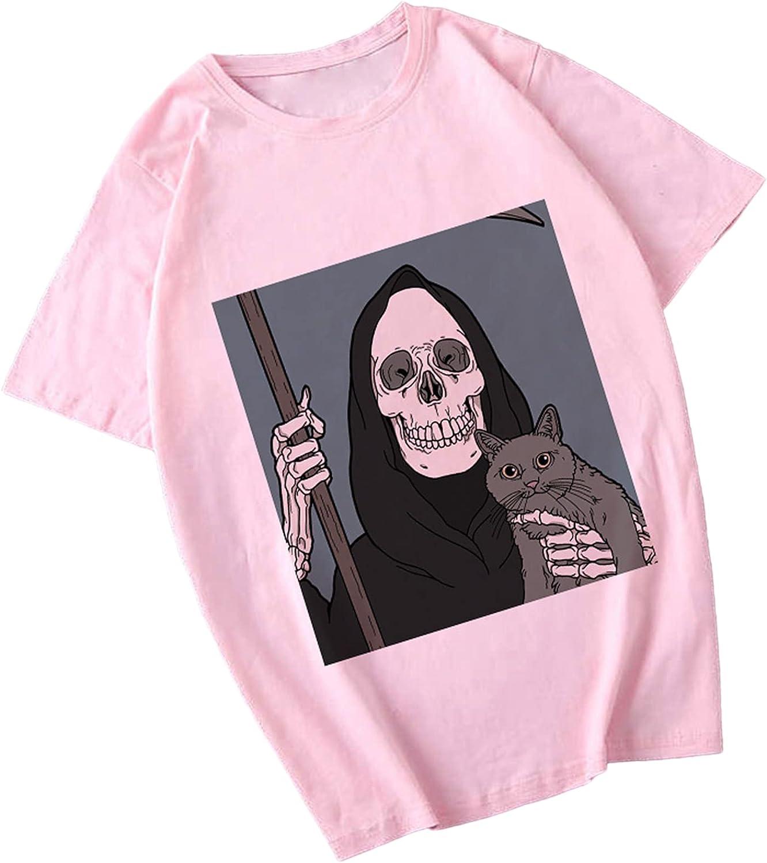 Aatsenky Funny Halloween Pumpkin Face Lantern T-Shirt