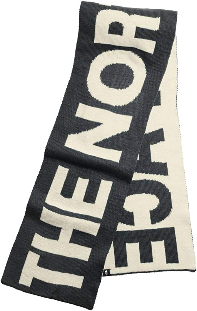The North Face Unisex's NF0A3FL6LR01 Logo Scarf