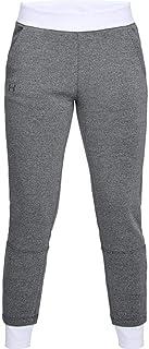Under Armour TB Fleece Pant For Women - Grey M
