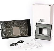 Holga 135 Film Adapter Kit for 120N 120GCFN 120CFN 120GFN 120GN 120FN 120GTLR 120TLR, Including a Frame Mask, a Camera Bac...