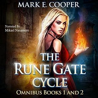 Rune Gate Cycle: Omnibus cover art