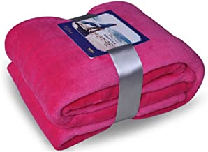 """Spring Fever Winter Thick Throw Couch Soft Warm Bedding Blanket 70""""x 80"""" Red SUBDIMA0050SF"""