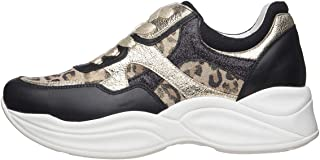 NeroGiardini E010594D Sneaker Donna Pelle/Tela