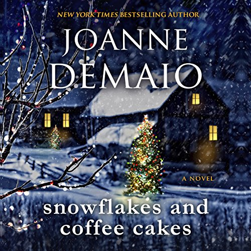Snowflakes and Coffee Cakes audiobook cover art
