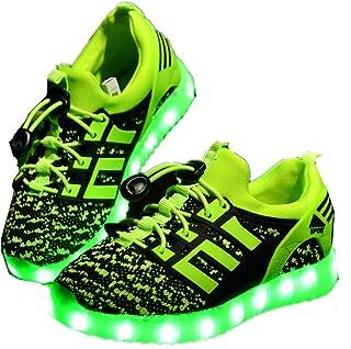 LED Shoelaces Light Up Shoes Flashing Modes Lighting The Christmas Night for Women Men Girls Boys