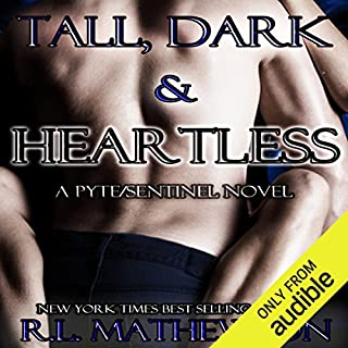 Tall, Dark & Heartless audiobook cover art