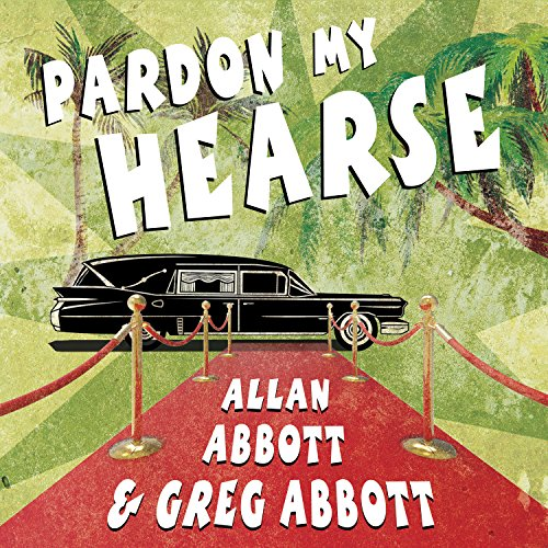 Pardon My Hearse audiobook cover art
